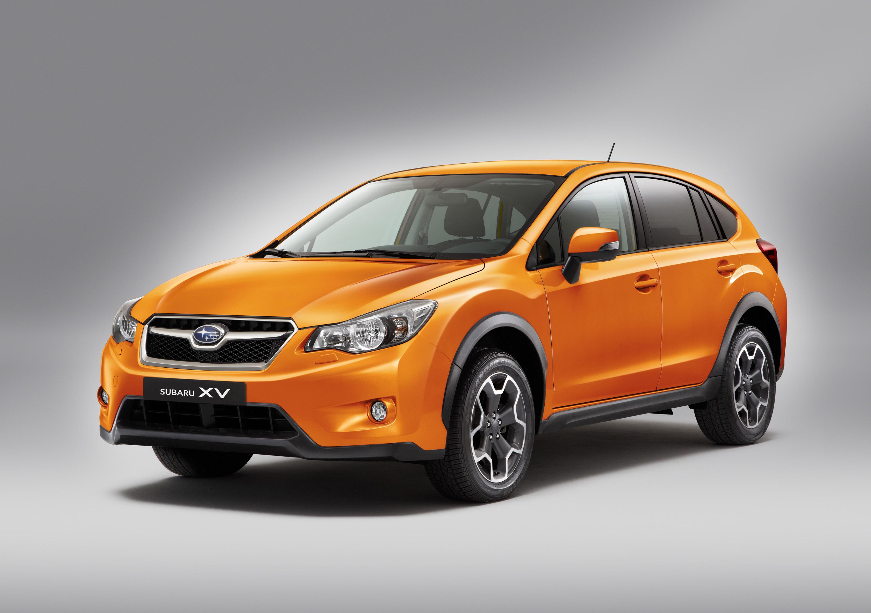 2012 Subaru XV - фотография №1