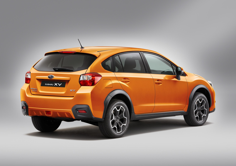 Subaru XV Цена - от £21,295 - фотография №2