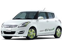 2012 Suzuki Swift Range Extender