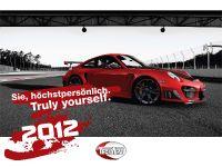 2012 TECHART wall calendar