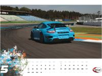 2012 TECHART wall calendar