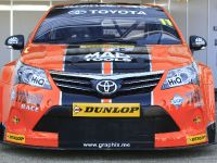 2012 Toyota BTCC Race Cars