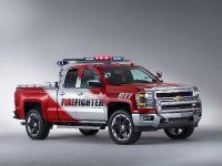 2013 Chevrolet Silverado Volunteer Firefighters Double Cab Concept