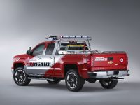 2013 Chevrolet Silverado Volunteer Firefighters Double Cab Concept
