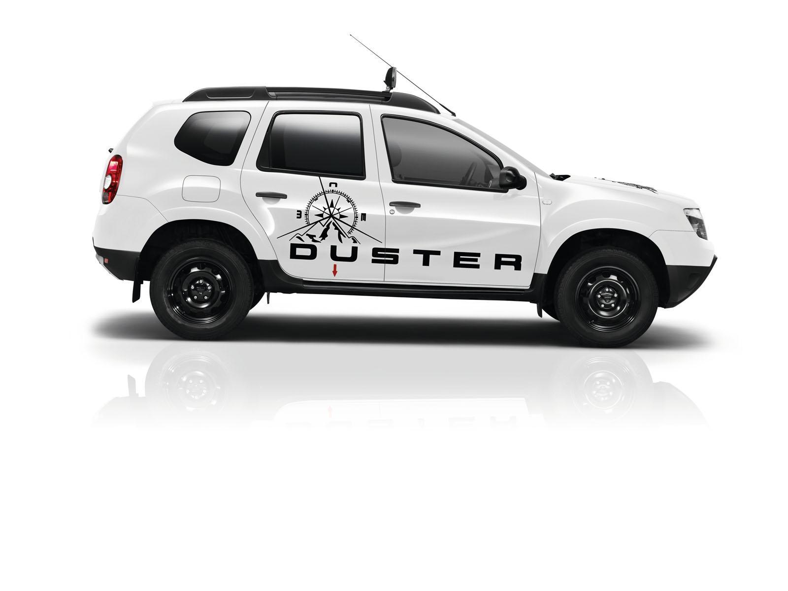 2013 Geneva Motor Show: Dacia Duster Adventure Edition  - фотография №5