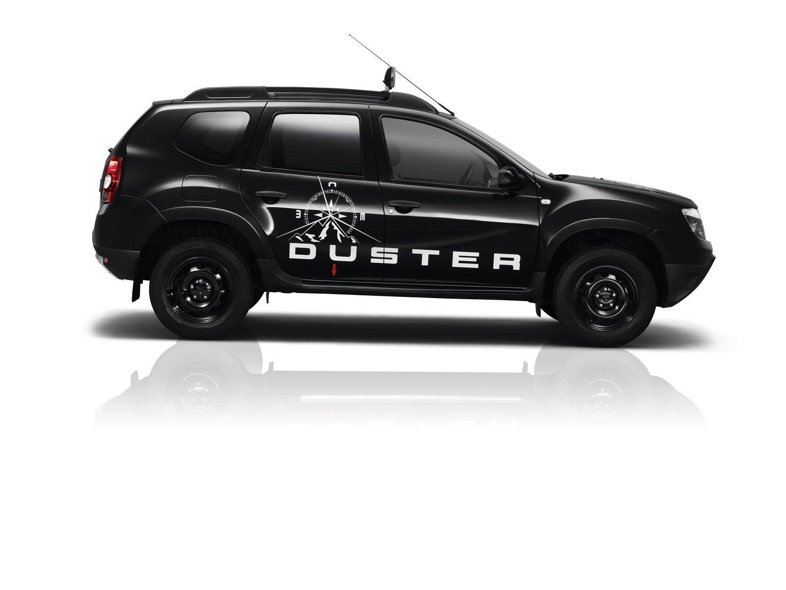 2013 Geneva Motor Show: Dacia Duster Adventure Edition  - фотография №9