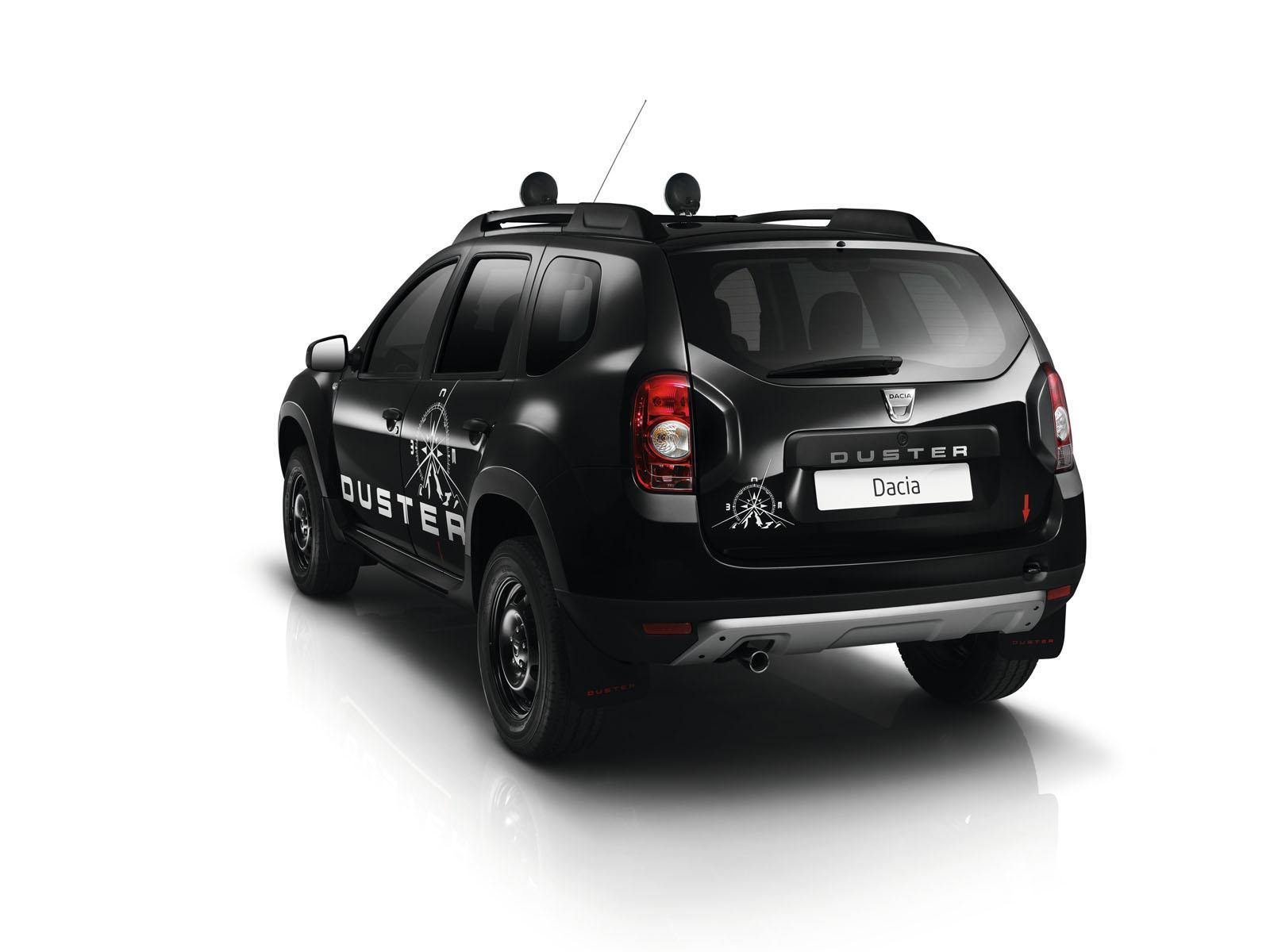 2013 Geneva Motor Show: Dacia Duster Adventure Edition  - фотография №10