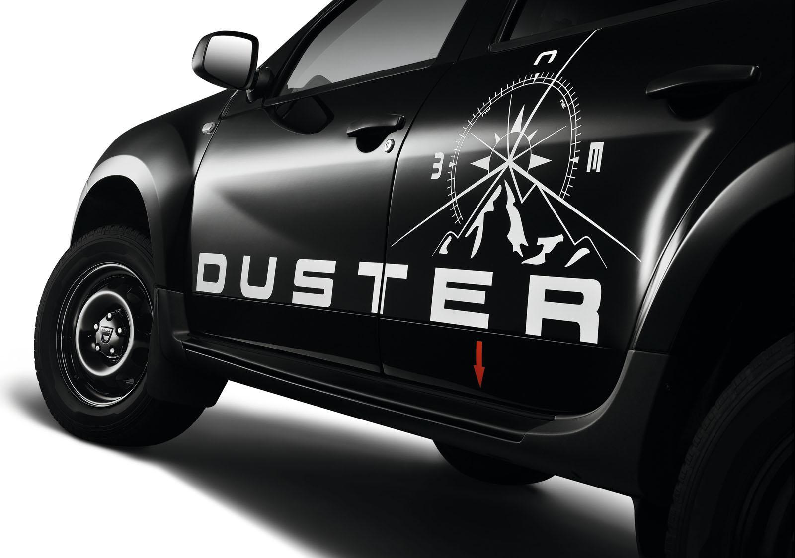 2013 Geneva Motor Show: Dacia Duster Adventure Edition  - фотография №11