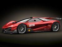 2013 Ferrari Xezri Competizione Concept by Samir Sadikhov