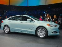 Ford Fusion Detroit 2012