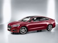 2013 Ford Mondeo UK
