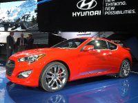 2013 Hyundai Genesis Coupe Detroit 2012