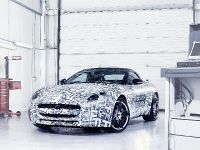 2013 Jaguar F-Type Sports Car