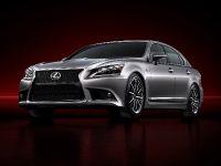 2013 Lexus LS F Sport