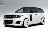 2013 Lumma Design CLR R Range Rover