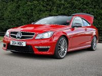 2013 Mercedes-Benz C 63 AMG Saloon