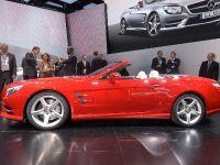 2013 Mercedes-Benz SL-Class Detroit 2012