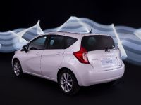 2013 Nissan Note Design and Technology