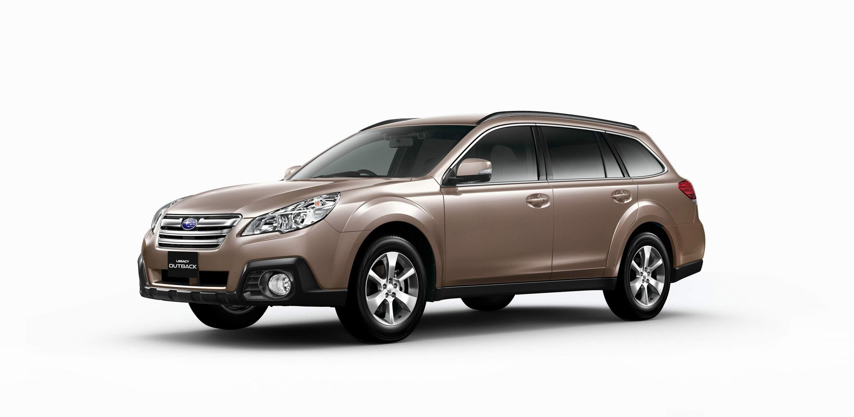 Subaru Outback 2-5i новые обновления линейки (фотографии) - фотография №2