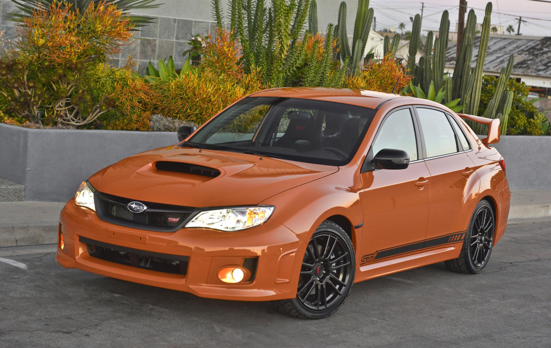 2013 Subaru WRX Special Editions - US Цена, $28,795  - фотография №1