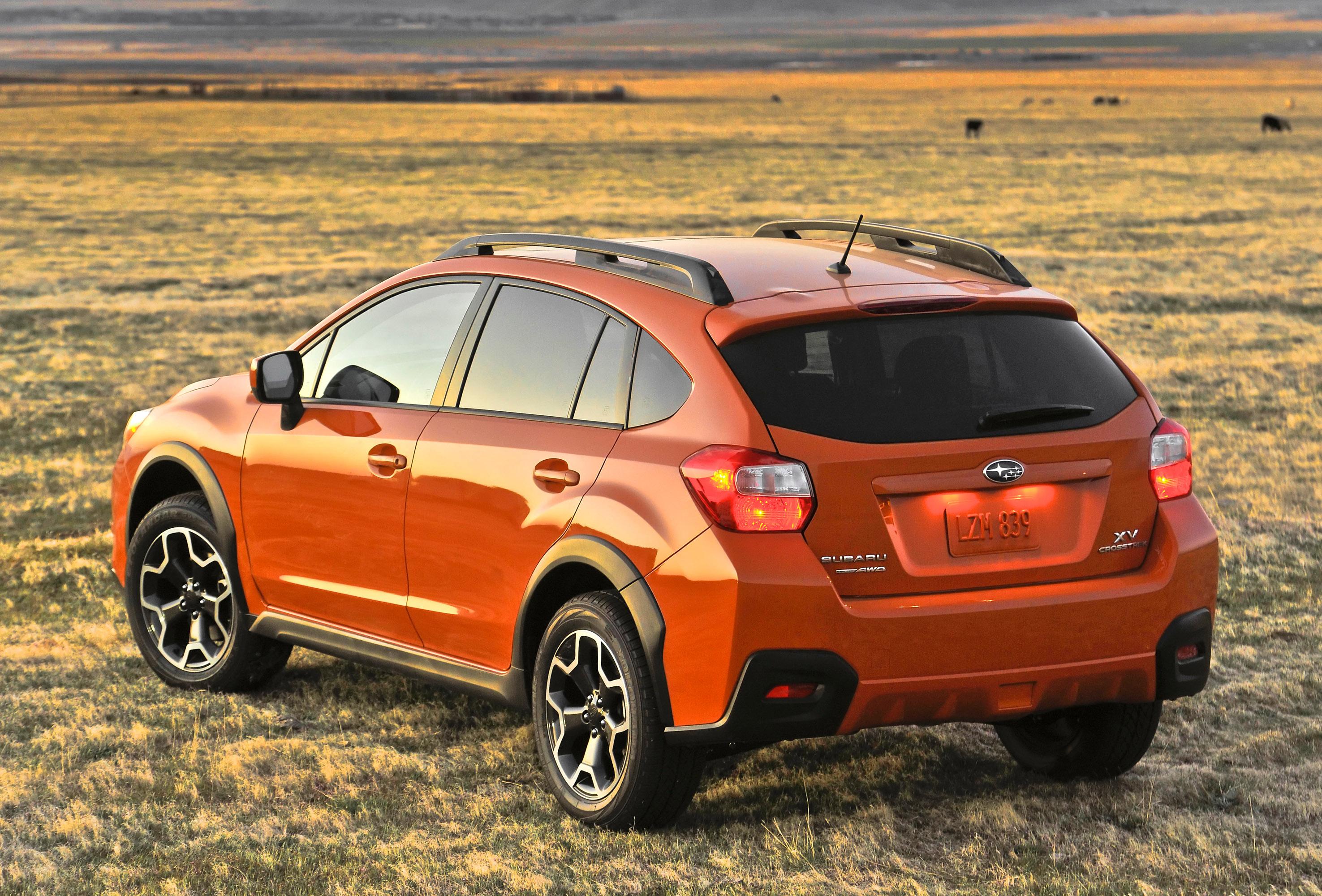 2013 Subaru XV Crosstrek - объявил ценообразования  - фотография №19