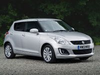 2013 Suzuki Swift Facelift