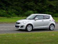 2013 Suzuki Swift Facelift