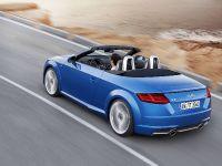 2014 Audi TT and TTS Roadster
