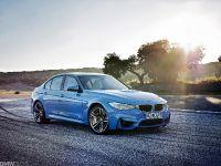 2014 BMW M3 leak