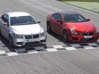 2014 BMW M5 and M6 Coupe Competition Package