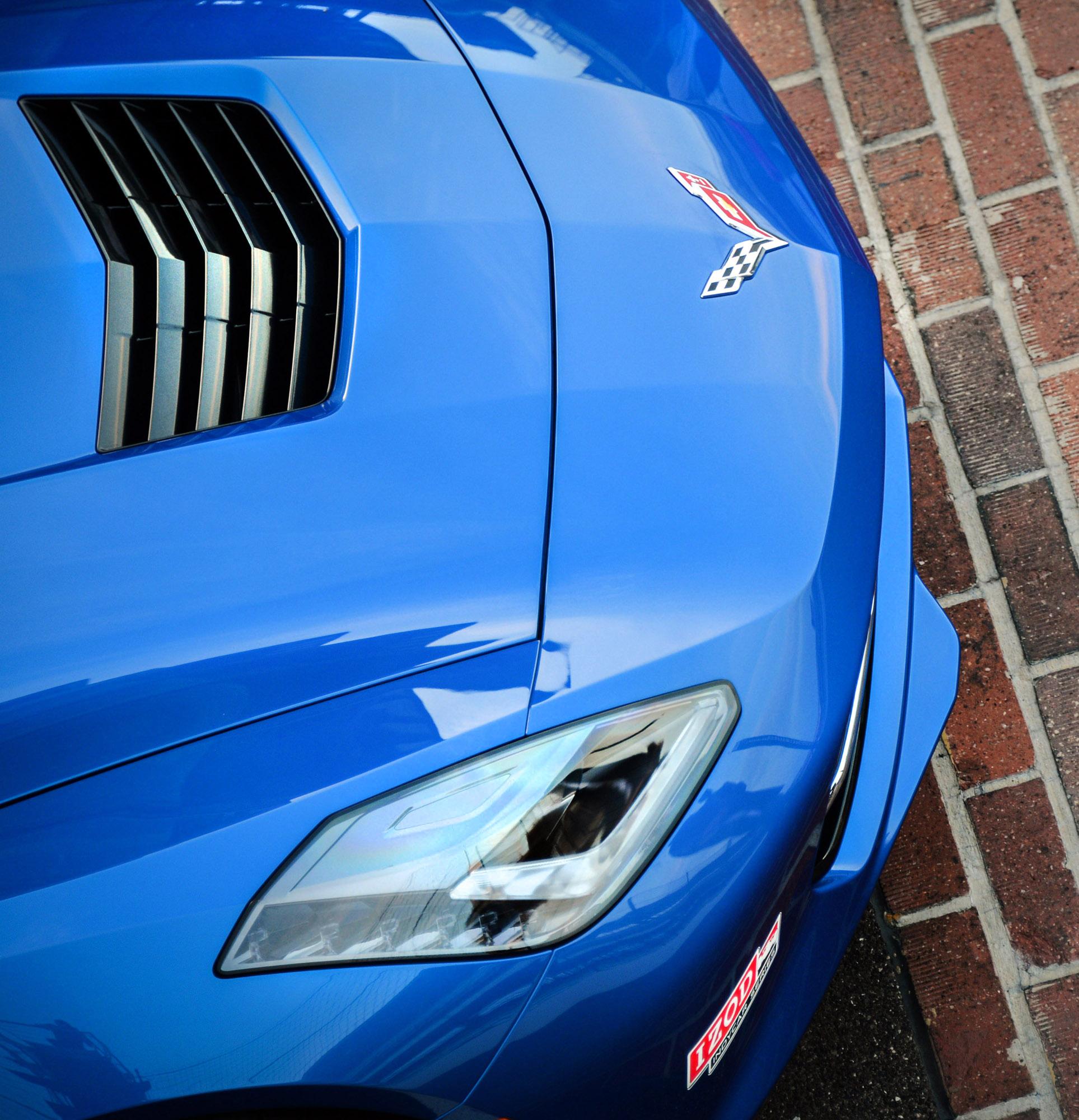corvette - фотография №4