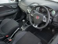 2014 FIAT Punto Jet Black 2