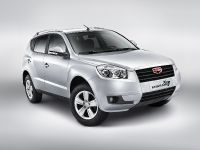 2014 Geely Emgrand EX7