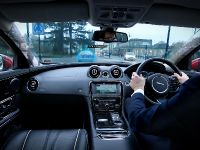 2014 Jaguar Land Rover Urban Windscreen Follow-Me Ghost Car