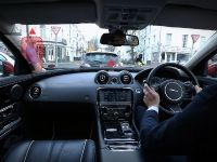 2014 Jaguar Land Rover Urban Windscreen Follow-Me Ghost Car