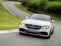 2014 Mercedes AMG C 63 Saloon and Estate