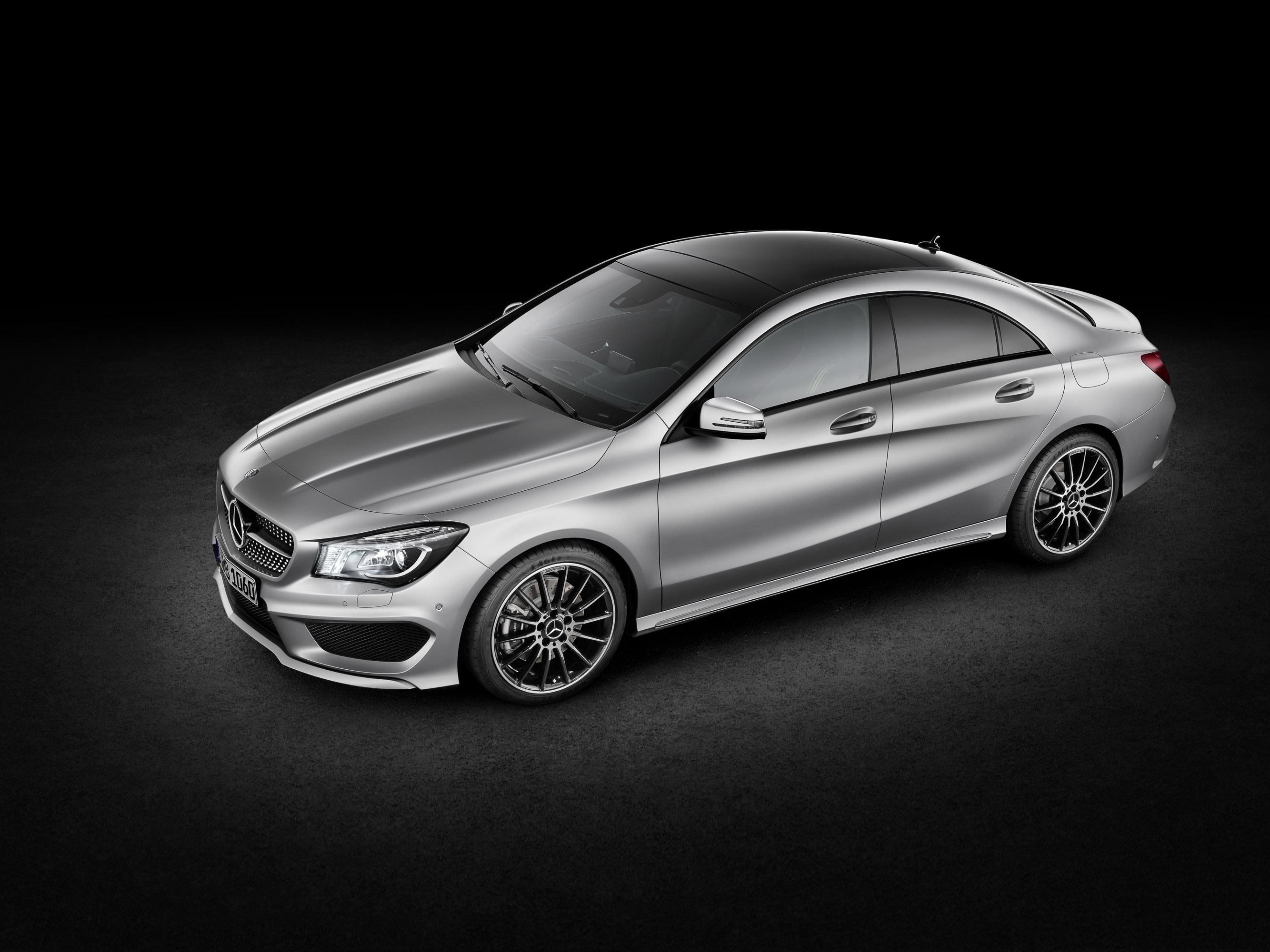 Mercedes-Benz CLA готовится к 2015 году, с большим количеством функций  - фотография №2
