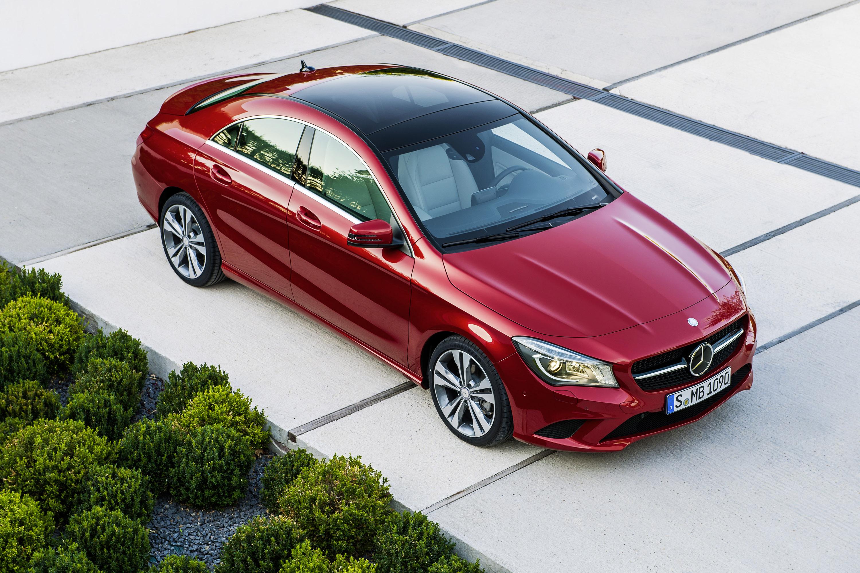 Mercedes-Benz CLA готовится к 2015 году, с большим количеством функций  - фотография №8