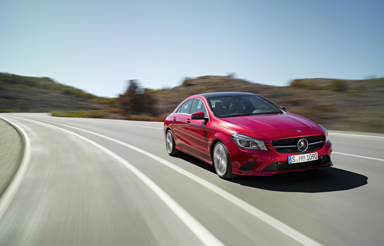 Mercedes-Benz CLA готовится к 2015 году, с большим количеством функций  - фотография №12