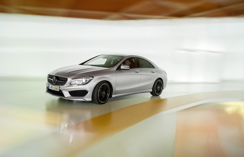 Mercedes-Benz CLA готовится к 2015 году, с большим количеством функций  - фотография №19
