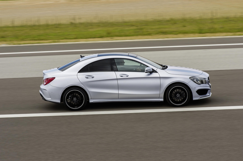 Mercedes-Benz CLA готовится к 2015 году, с большим количеством функций  - фотография №20