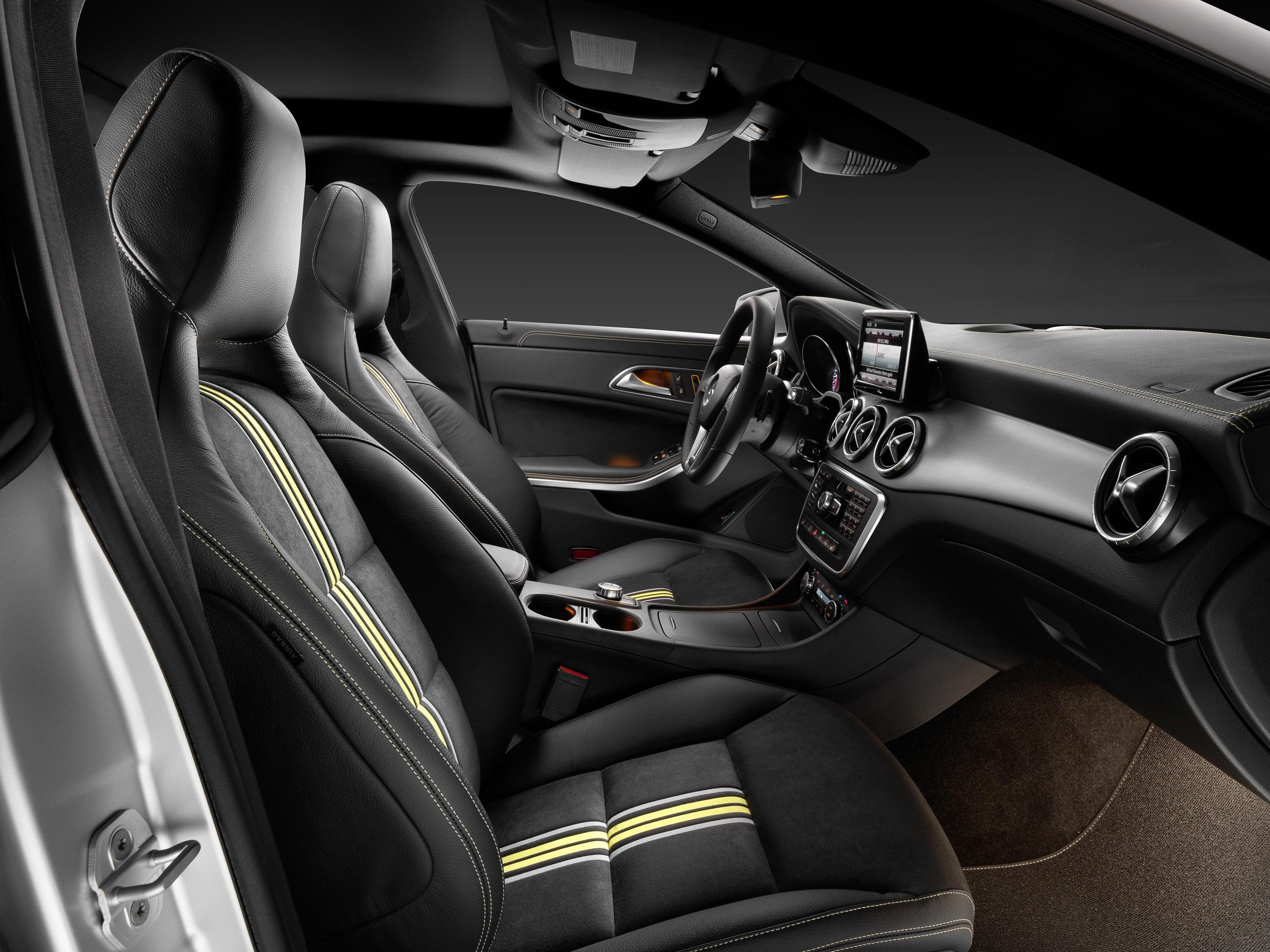 Mercedes-Benz CLA готовится к 2015 году, с большим количеством функций  - фотография №31