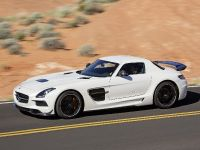 2014 Mercedes-Benz SLS AMG Coupe Black Series