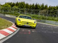 2014 Mercedes-Benz SLS AMG Coupe Electric Drive Production Car