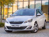 2014 Peugeot 308 UK