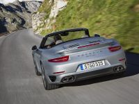 2014 Porsche 911 Turbo Cabriolet