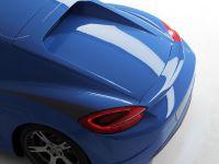 2014 StudioTorino Moncenisio Porsche Cayman Concept