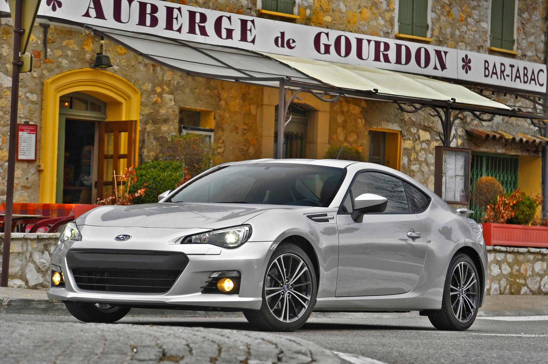 Ценообразование объявил 2014 для Subaru BRZ - фотография №7