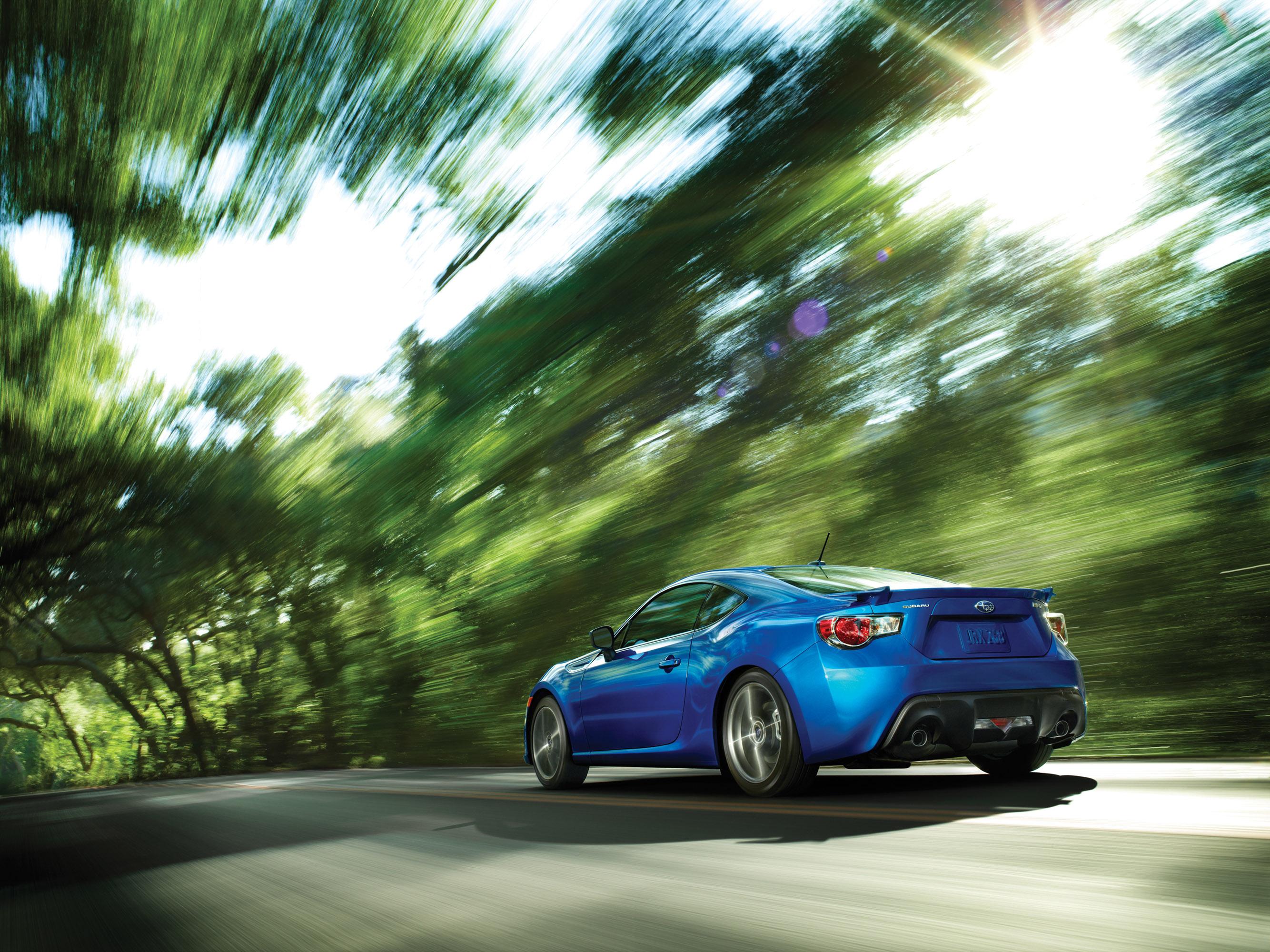 Ценообразование объявил 2014 для Subaru BRZ - фотография №15