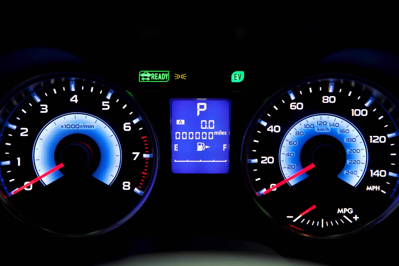 2014 Subaru XV Crosstek гибрид открыл в Нью-Йорке  - фотография №8